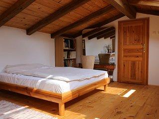 Gemütliche Familienhaus ideal zum Entspannen und Wohlfühlen.