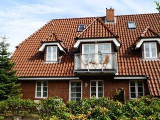 Ferienwohnung/App. für 5 Gäste mit 60m² in Wyk auf Föhr (109466)