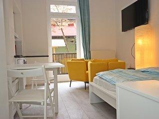 Ferienwohnung Glasmalerei in Innsbruck - 2 Personen, 1 Schlafzimmer