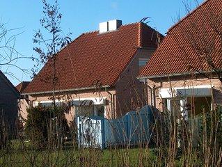 Privatferienhaus in der Anlage Center Parcs Park Nordseeküste ehem. Sunparks