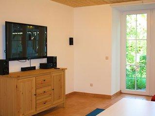 Ferienwohnung Scheune Erdgeschoß , 1 Wohn-/Schlafzimmer, max. 4 Personen
