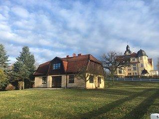 Haus Monika bei Schloss Wendorf