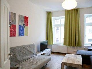 Ferienwohnung/App. für 6 Gäste mit 80m² in Leipzig (94386)