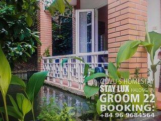 Govu's Villa - Green Oasis in touristic center