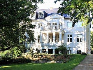 Einzigartige Wohnung inmitten des Welterbes Potsdamer Schlösser und Gärten!
