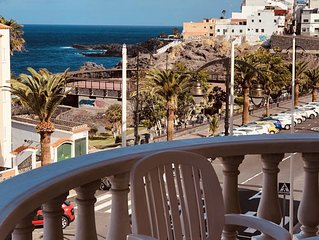 Comfortable Apartment with Sea view Puerto Santiago bis 5 Person