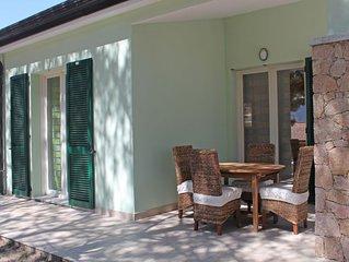 Ferienhaus San Pietro Blue in Valledoria - 4 Personen, 2 Schlafzimmer