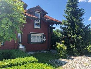 Neue wunderschone Ferienwohnung in Fussen am Forggensee