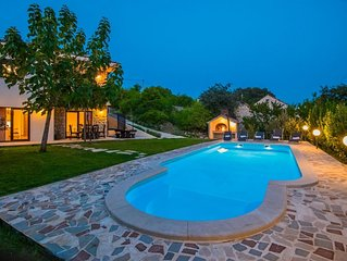ctim219-Villa mit Pool in Imotski (Makarska), 8 Personen