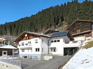 Ferienwohnung Sailer (KPL610) in Kappl - 8 Personen, 3 Schlafzimmer