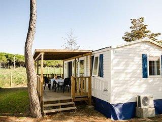Ferienhaus - 6 Personen*, 30m² Wohnfläche, 2 Schlafzimmer, Internet/WIFI