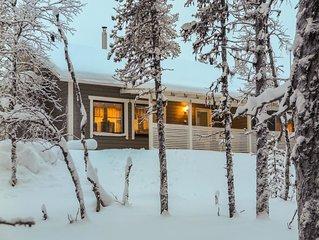 Ferienhaus Hilla b in Inari - 6 Personen, 2 Schlafzimmer