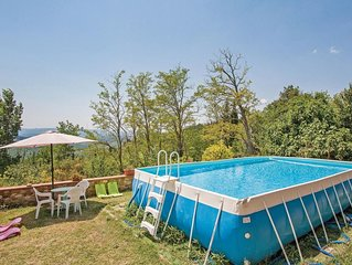 1 Zimmer Unterkunft in Montespertoli FI