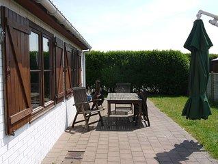 Großzügiges, gemütlich eingerichtetes Haus mit Garten nahe Wenduine, De Haan