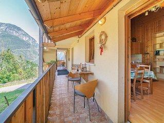 2 Zimmer Unterkunft in Rivamonte Agordino BL