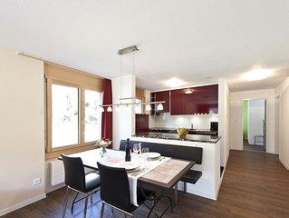 Pollux Familien Wohnung (bis 7/10 Schlafmöglichkeiten) im Haus Fleckstein