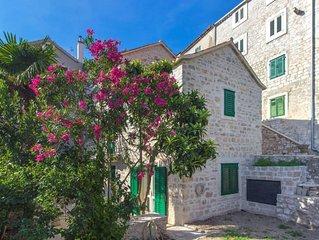 Wunderschöne Steinvilla Julia im Herzen der Stadt Šibenik
