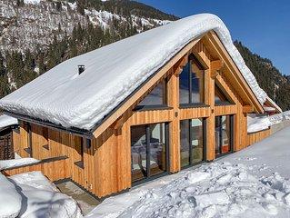 SEE TIROL - luxuriose Bergchalet (230m2) - vier Zimmern mit Bad - Sauna