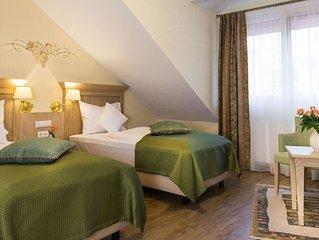 Comfort Zweibettzimmer