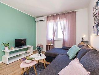 1 Zimmer Unterkunft in Rijeka