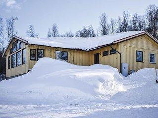 1 Zimmer Unterkunft in Finnsnes