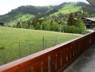 Ferienwohnung Mireille Nr. 6 in Schönried - 2 Personen, 1 Schlafzimmer