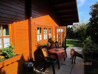 Ferienhaus  Nordsee, m. Hund/Kind -Cuxhaven- Sahlenburg  umz.Garten, Sandstrand