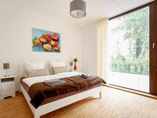 Luxuriöse Wohnung im Zentrum von Weimar 130qm