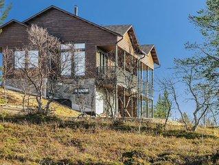 Ferienhaus Karhu b in Inari - 7 Personen, 3 Schlafzimmer