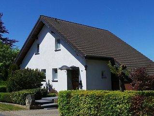 Neu !! Grosszugiges Ferienhaus in traumhafter Lage am Nationalpark Eifel.