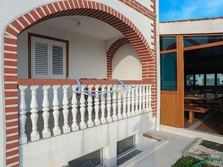 Ferienwohnung NB  A1(4+2)  - Novalja, Insel Pag, Kroatien