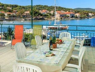 Ferienhaus Linda2  - Lumbarda, Insel Korcula, Kroatien