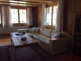 Ferienhaus Plaffeien für 4 - 6 Personen mit 3 Schlafzimmern - Ferienhaus