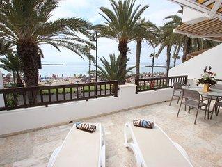 Direkt am Strand, tolle Poollandschaft, sehr beliebter Ferienanlage