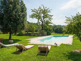 Ferienhaus Celleri fur 8 Personen mit 4 Schlafzimmern - Villa