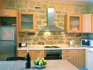 Ferienhaus Villa Stamatis in Stavromenos, Rethymno - 6 Personen, 3 Schlafzimmer