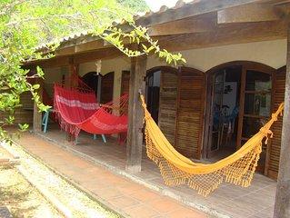 Casa Marrom em Bombinhas SC  Canto Grande Praia da Conceição