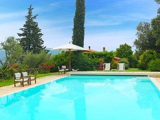 Ferienhaus  Paradiso in Perugia - 10 Personen, 4 Schlafzimmer