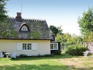 2 Zimmer Unterkunft in Hornbæk