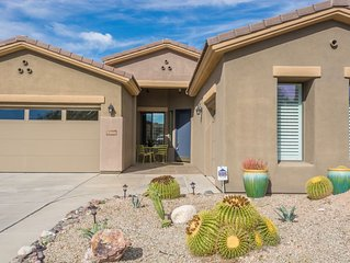 Single Family Home in the Sonoran Desert