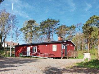 1 Zimmer Unterkunft in Simrishamn