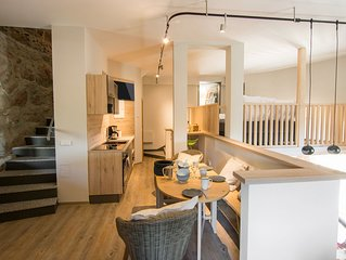 Mühlbastei Bautzen - 8 Personen Apartment