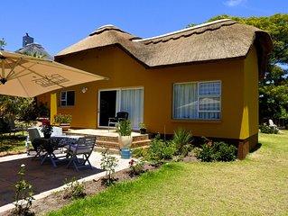 Cottage auf riesigem Gartengrundstuck mit Pool und eigener Wasserversorgung