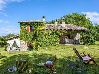 Ferienhaus Fermignano für 8 - 9 Personen mit 4 Schlafzimmern - Ferienhaus
