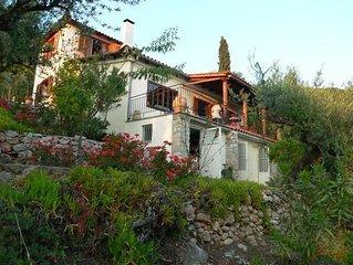 Ferienhaus Stoupa Messinias fur 6 - 9 Personen mit 4 Schlafzimmern - Ferienhaus