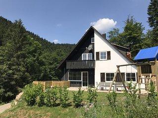 Schwarzwald Luxus Chalet Lohmuehle