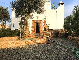 ESSAOUIRA Country Home 'Adelheid' ... bei den Berbern wohnen