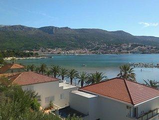 Family Villa with lush Mediterranean garden