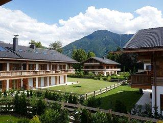 Exklusive Ferienwohnung - Suite mit Luxusausstattung in Toplage Rottach Egern