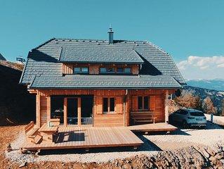 Willkommen in unserer Bergfee! (Familienfreundliches Ferienhaus in Klippitztorl)